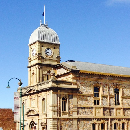 Albany Town Hall, Albany Australia, South West Coast, Australia